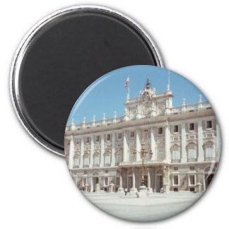 Palacio Real, Madrid Magnet