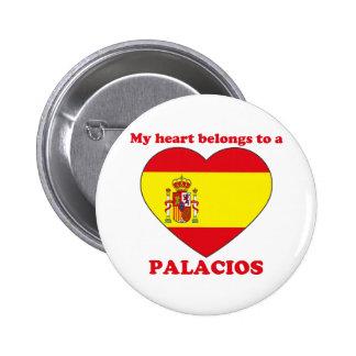 Palacios Pinback Button