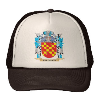 Palacios Coat of Arms - Family Crest Mesh Hat