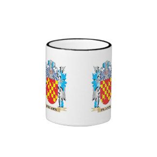 Palacios Coat of Arms - Family Crest Mugs