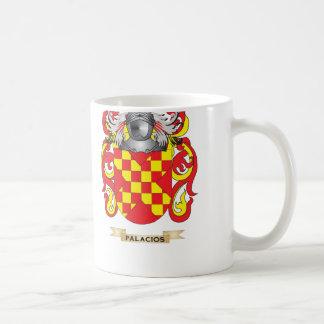 Palacios Coat of Arms (Family Crest) Coffee Mug