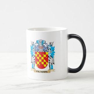 Palacios Coat of Arms - Family Crest Coffee Mug