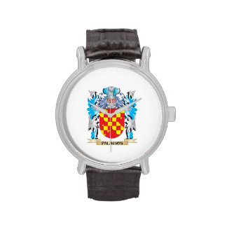 Palacios Coat of Arms - Family Crest Wrist Watches