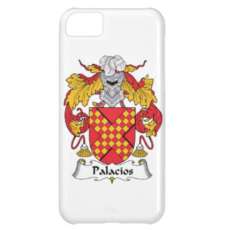 Palacios Family Crest iPhone 5C Cases