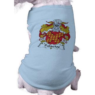 Palacios Family Crest Pet Shirt