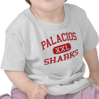 Palacios - Sharks - High School - Palacios Texas Tees