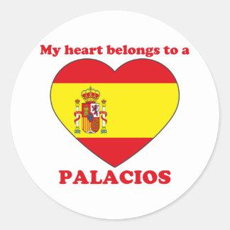 Palacios Sticker