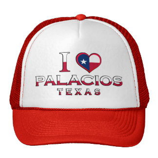 Palacios, Texas Trucker Hat