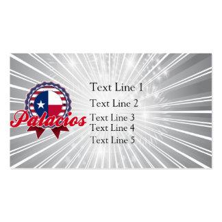 Palacios, TX Business Cards