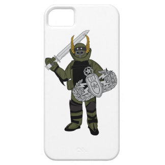 Paladin Bomb Suit iPhone 5 Case
