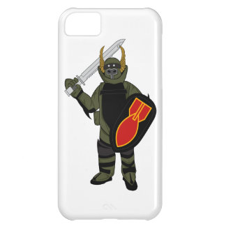 Paladin Bomb Suit iPhone 5C Cover