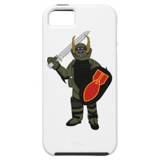 Paladin Bomb Suit iPhone 5 Cover