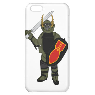 Paladin Bomb Suit iPhone 5C Covers