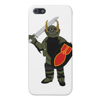 Paladin Bomb Suit Cover For iPhone 5
