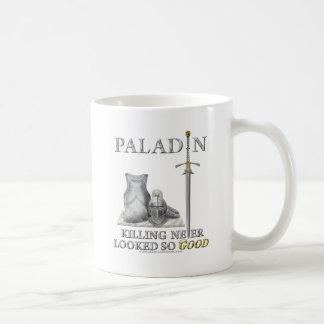 Paladin: Killing Never Looked So Good Basic White Mug