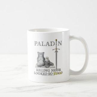 Paladin: Killing Never Looked So Good Coffee Mug