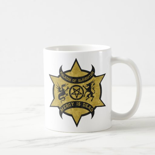 Paladin of Slaughter Mug