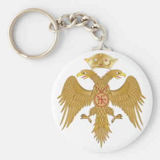 Palaiologos Eagle Key Ring