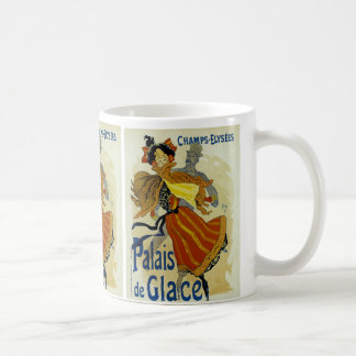 Palais de Glace Basic White Mug