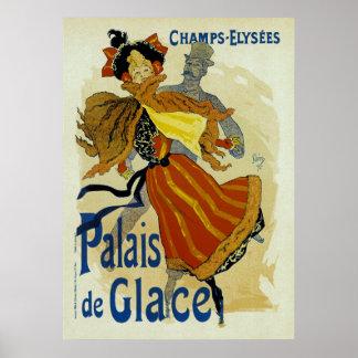 Palais de Glace Poster