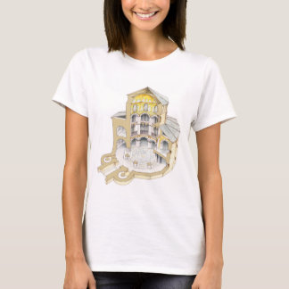 Palatine Chapel. Aachen. Germany T-Shirt