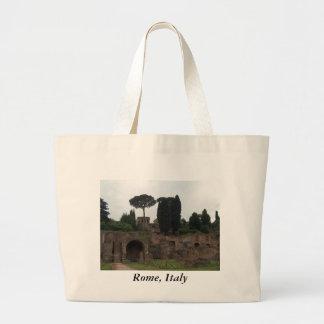 Palatine Hill in Rome, Italy Jumbo Tote Bag