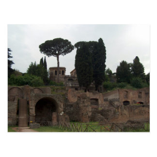 Palatine Hill in Rome, Italy Postcard
