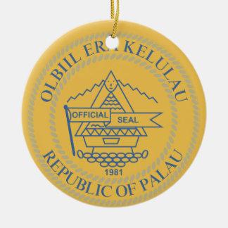 Palau Christmas Ornament