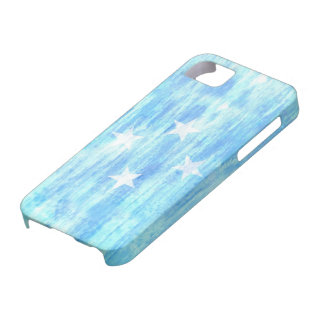 Palau distressed Micronesian flag Case For The iPhone 5