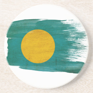 Palau Flag Coasters