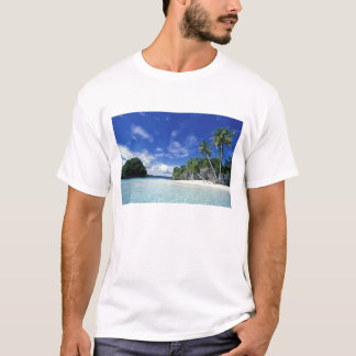 Palau, Rock Islands, Honeymoon Island, World T-Shirt