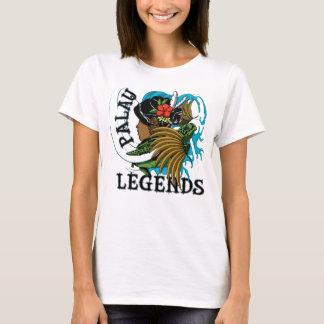 Palau Turtle & Grass Skirt Legend T-Shirt
