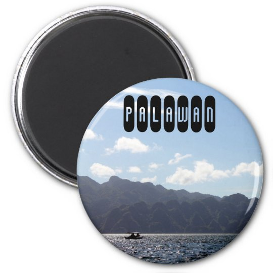 Palawan Travel Magnet