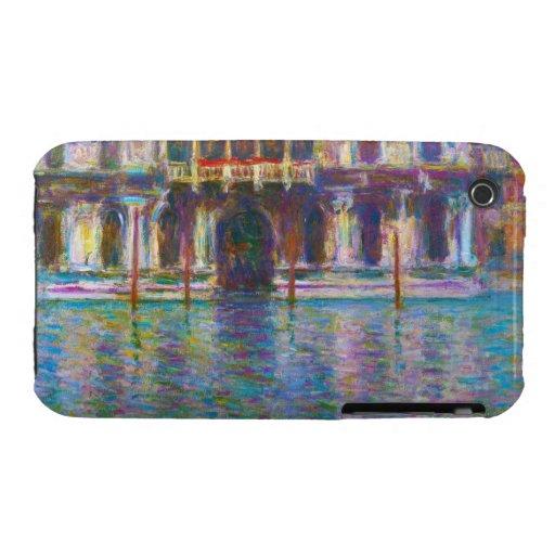 Palazzo Contarini Claude Monet Case-Mate iPhone 3 Case