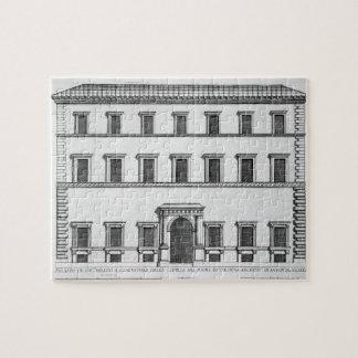 Palazzo Millini, Rome, from 'Palazzi di Roma', par Jigsaw Puzzle