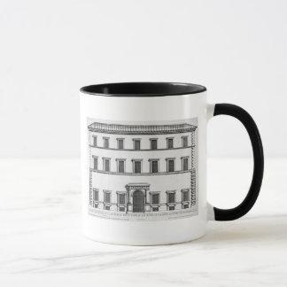 Palazzo Millini, Rome, from 'Palazzi di Roma', par Mug
