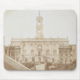 Palazzo Senatorio, The Capitol, Rome, from 'Fragme Mouse Mat