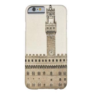 Palazzo Vecchio, or the Palazzo della Signoria, Fl Barely There iPhone 6 Case