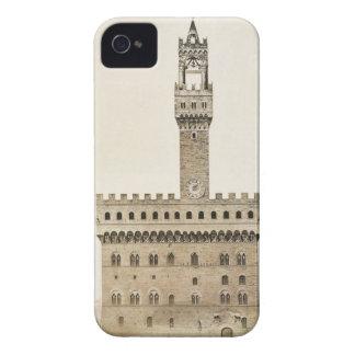 Palazzo Vecchio, or the Palazzo della Signoria, Fl iPhone 4 Case-Mate Cases