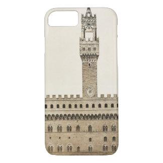 Palazzo Vecchio, or the Palazzo della Signoria, Fl iPhone 8/7 Case
