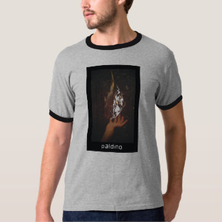 Paldino - Flaming Hand Shirts