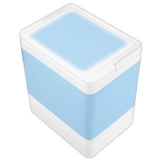 Pale Blue Igloo Cool Box