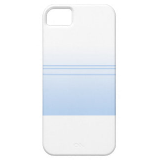 Pale Blue Simple Elegant Design. Barely There iPhone 5 Case