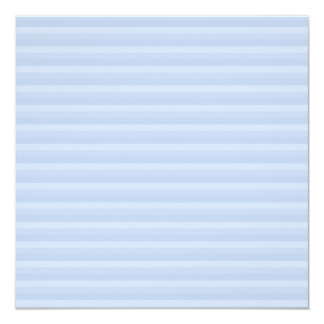 Pale Blue Stripes. Card