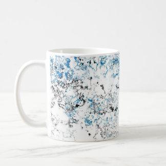 Pale Blue Waterwash Designer Mug
