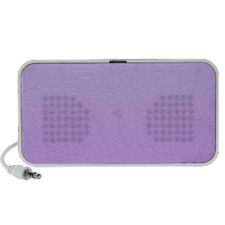 Pale Lavender to Lavender Horizontal Gradient PC Speakers