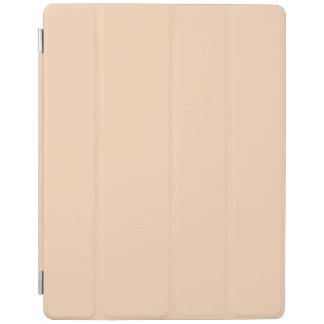 Pale Peach Angelskin Coral Pastel in Summer Gazebo iPad Cover