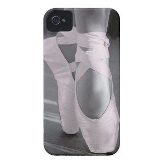 Pale Pink Ballet Shoes iPhone 4 Cover