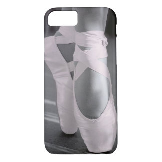 Pale Pink Ballet Shoes iPhone 8/7 Case