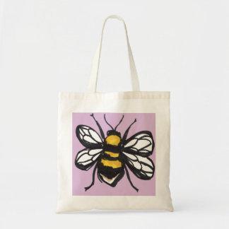 Pale Pink Humble Bumblebee Bag